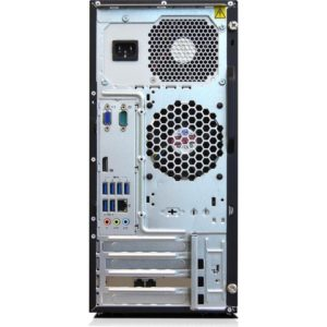Lenovo ThinkServer TS150 70UB001WUX 4U Tower Server - 1 x Intel Core i3 (6th Gen) i3-6100T Dual-core (2 Core) 3.20 GHz - 8 GB Installed DDR4 SDRAM - Serial ATA/600 Controller - 0, 1, 5, 10 RAID Levels - 1 x 250 W
